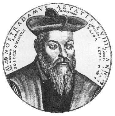 Nostradamus - Game It Lyon