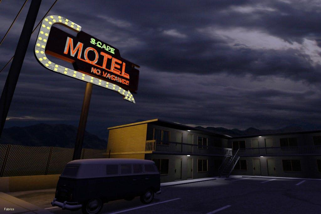 motel s cape game escape game saint tienne. Black Bedroom Furniture Sets. Home Design Ideas