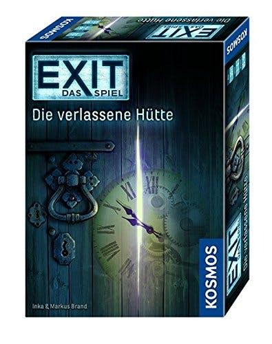 EXIT Das Spiel - Die verlassene Hütte