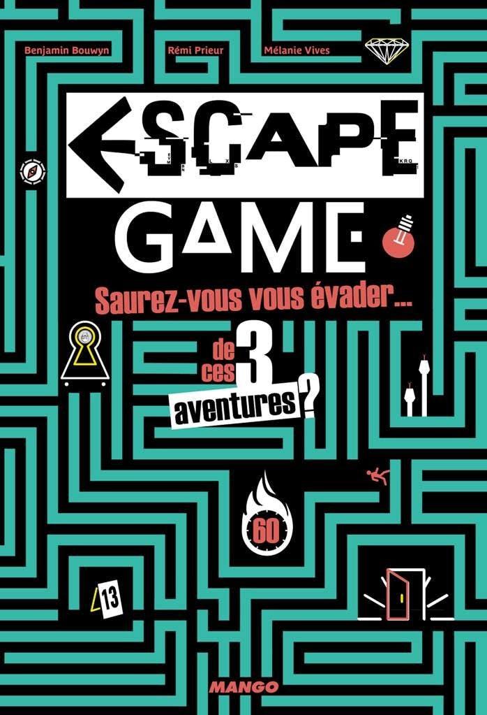 Escape game : saurez-vous vous évader… de ces 3 aventures ?