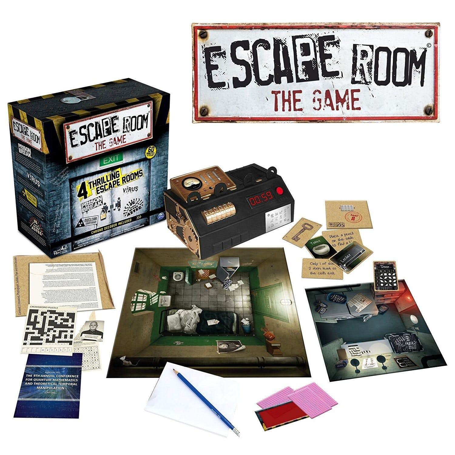Idees Cadeaux Selection Un Noel 100 Escape Game