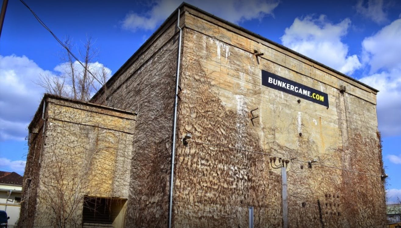 Bunker Game Building