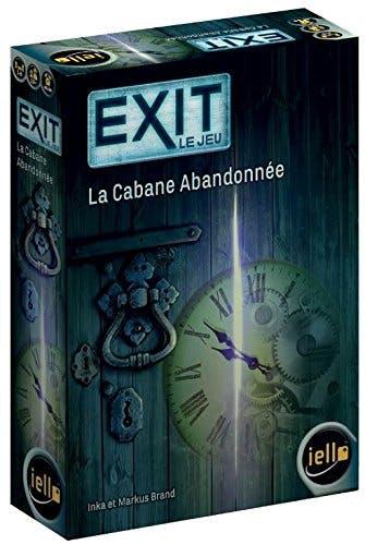 EXIT Le jeu - La Cabanne Abandonnée