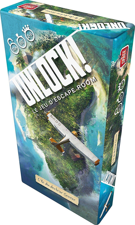 Unlock! : L'Île du Docteur Goorse