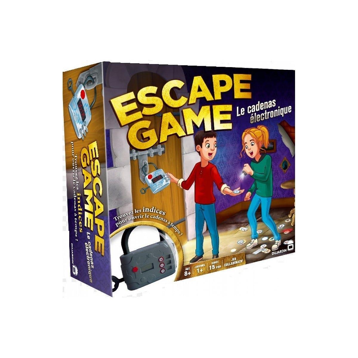 Escape Game cadenas