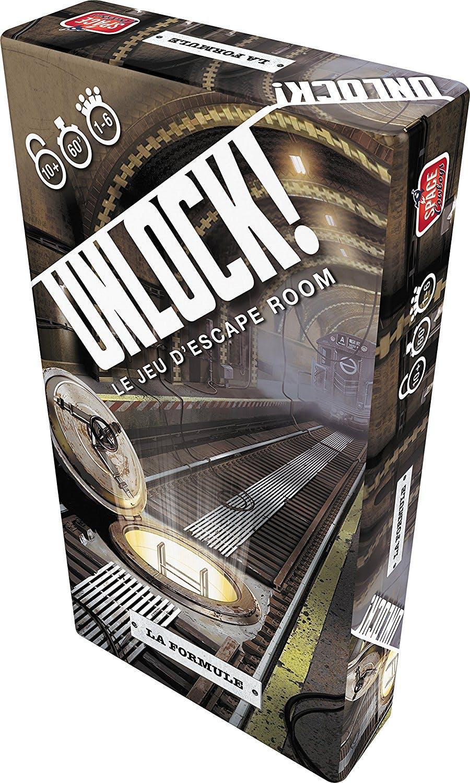 Unlock! : La Formule