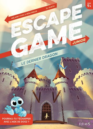 Escape Game Junior : Le Dernier Dragon