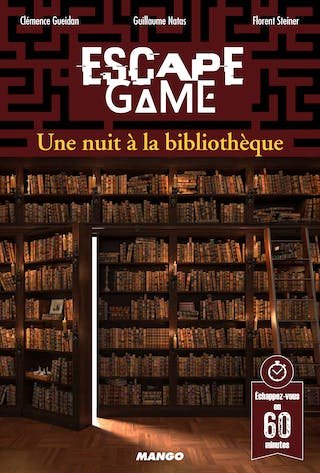 Escape Game : Une Nuit à la Bibliothèque