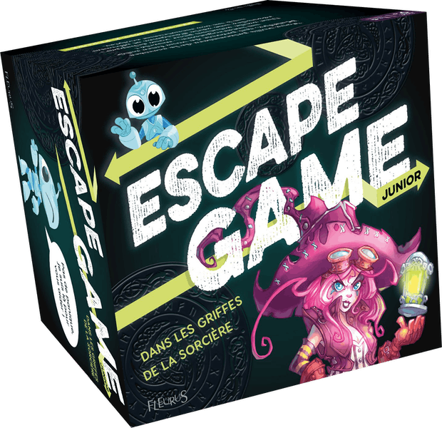 Escape Game Junior Sorcière
