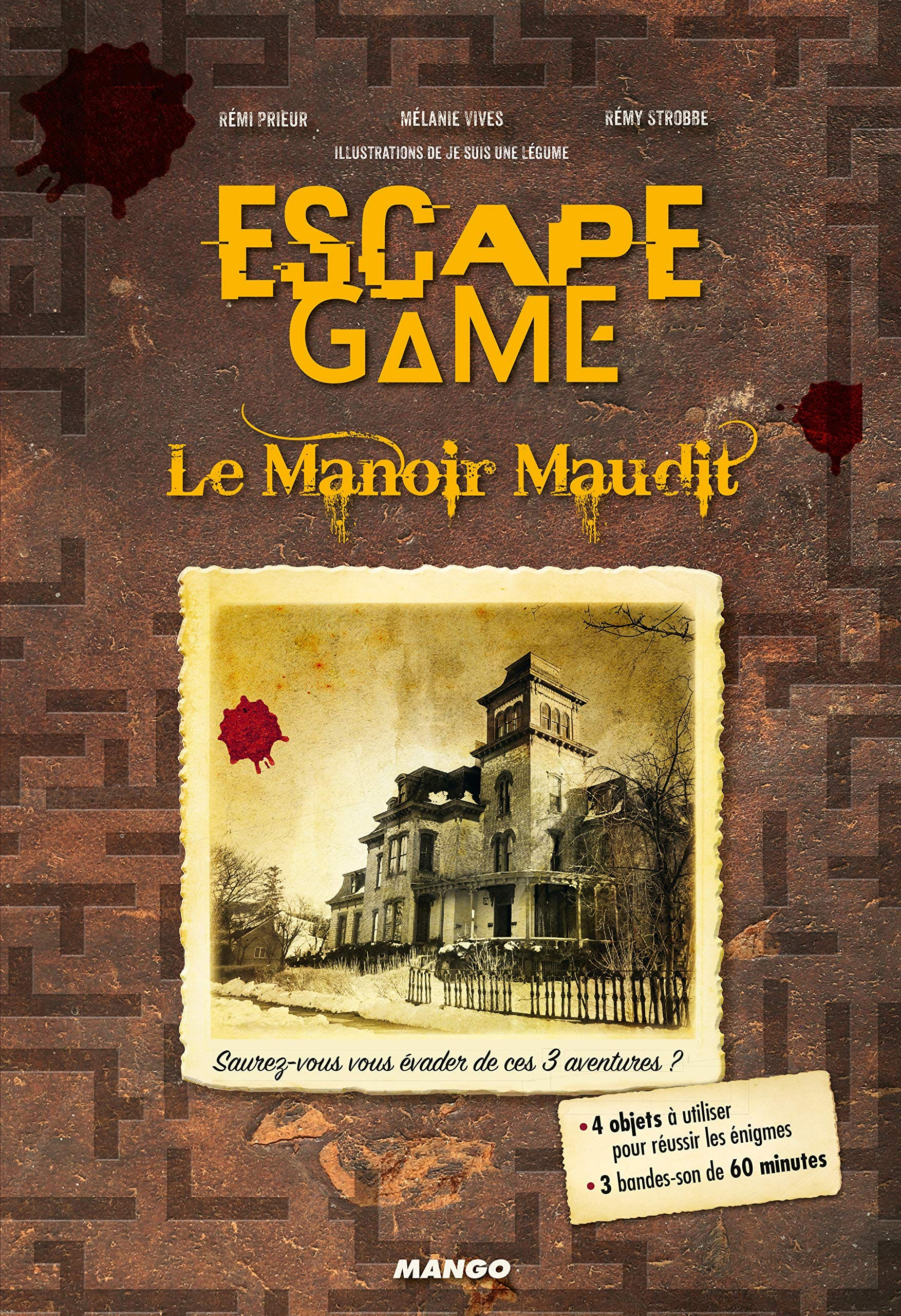 Escape Game Manoir
