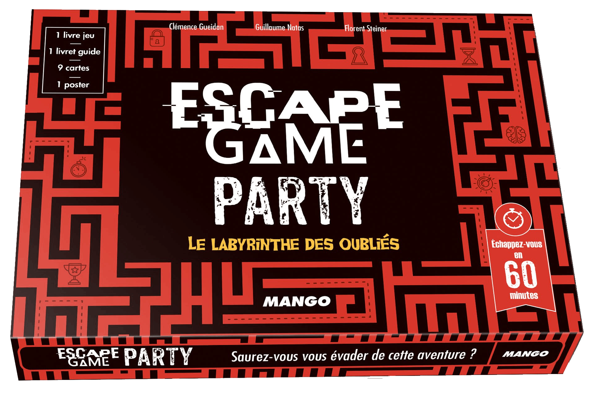 Escape Game Party Labyrinthe