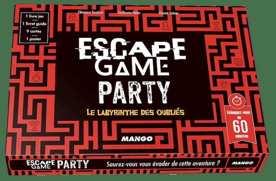 Escape Game Party Labyrinthe