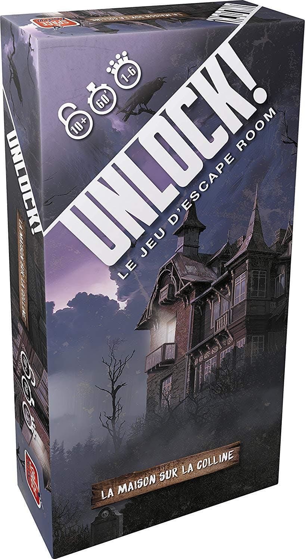 Unlock! : La Maison sur la Colline