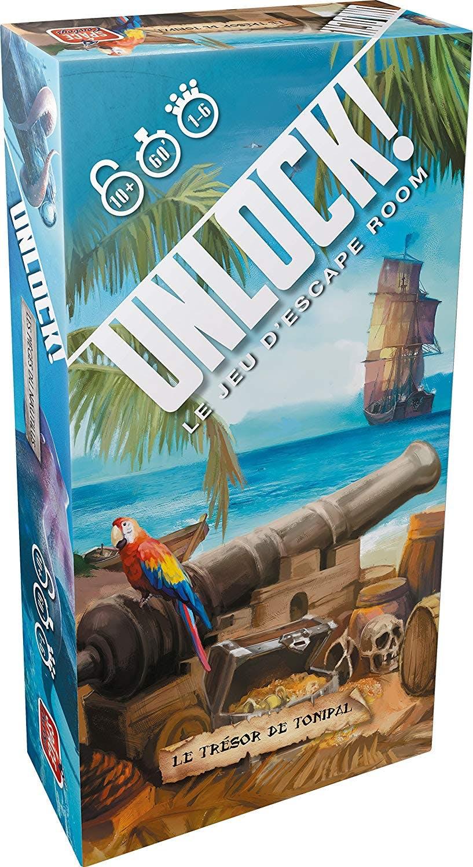 Unlock! : Le Trésor de Tonipal