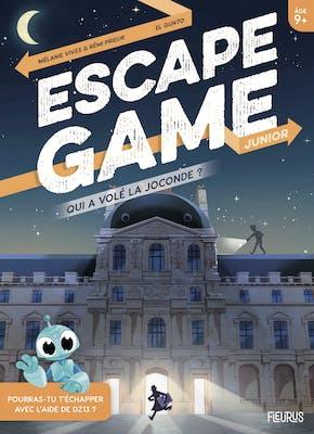 Livres Escape Game Junior 2 Nouvelles Missions A Haut Risque