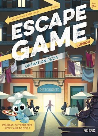 Escape Game Junior : Opération Pizza